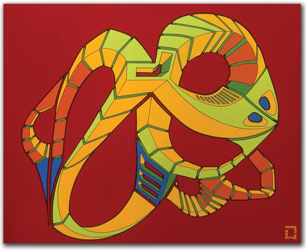 """Cobra Twist 42""""x 48"""""""